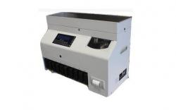 Contador e Separador de Moedas Cash Concept Europe 416-8 NEO - 600 Moedas por minuto + detector Moedas falsas + Impressora