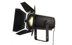 Foco de Leds Briteq BT-Theatre 100EC MK2 - 1 Led de 100W COB - DMX - de montagem (preto)