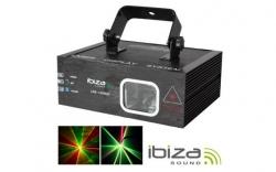 Laser Ibiza LAS140RGY - 140mW - RGY - DMX