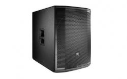 Subgrave amplificado JBL PRX 818XLFW - 1.500-3.000W - 18 polegadas