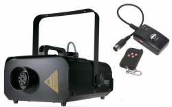 Maquina de Fumo American DJ VF1300 - 1.300W - analogica - comando a distancia