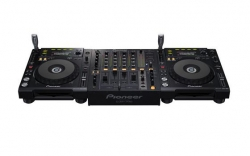 Pack para DJ Pioneer 3 - 2 CDJ-850 K + DJM-850 K