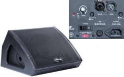 Monitor-Coluna amplificada Fame Challenger 12MA - 250-500W - 12 polegadas