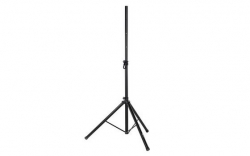 Tripe de Coluna - 35mm - standard - metal - preto - Fun Generation Speaker Stand ou HQ Power HQSS10002