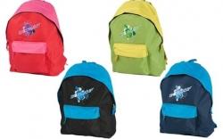 Mochila Dunlop School & Sports - para a Escola e Desporto - impermeavel - 42x30x14cm - 18L