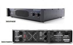 Amplificador Behringer EP2000 Europower - 2.000W
