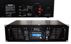 Amplificador Ibiza AMP1000USB-BT - 1.600W - USB + MP3 + Bluetooth