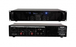 Amplificador Ibiza AMP300USB-BT - 480-500W - USB + MP3 + Bluetooth