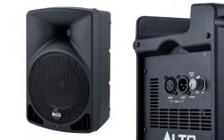 Monitor-Coluna amplificada Alto TX8 - 280-560W - 8 polegadas - classe D - biamplificacao