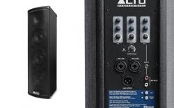 Coluna amplificada Alto Trouper - 400-600W - 3x6,5 polegadas - bluetooth - biamplificacao