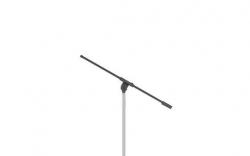 Braco transversal para Tripes de Microfone ou Suportes de Teclados - preto