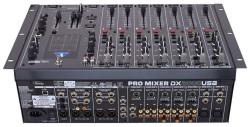 Mesa de Mistura Behringer DX2000USB Pro Mixer - 7-12 vias