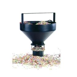 Maquina de Confettis Eurolite Confetti Machine