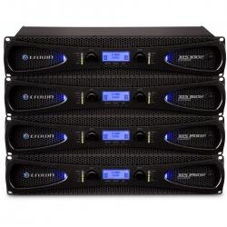 Amplificador Crown XLS 1502 - 600-1.550W - classe D