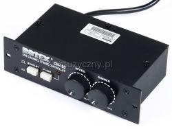Controlador de Strob Botex CN-100 (para todos os Strobs) - DMX/Auto/Som - 1 canal