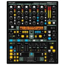 Mesa de Mistura Behringer DDM4000 Digital Pro Mixer - 4-8 vias - MIDI + 1 Digital + Efeitos