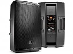 Monitor-Coluna amplificada JBL EON 615 - 1000W - 15 polegadas - DSP - classe D - biamplificacao
