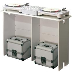 Bancada Glorious Mix Station DJ Table - branco