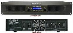 Amplificador Phonic IAMP 3020 DSP - 3.000W