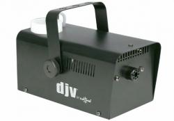 Maquina de Fumo DJ Power F-650 - 400W - analogica - comando de cabo