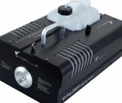 Maquina de Fumo Stairville M-Fog 2500 - 2.500W - DMX - comando de cabo