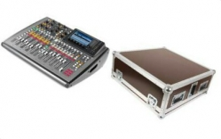 Mesa Digital Behringer X32 Compact + Flightcase