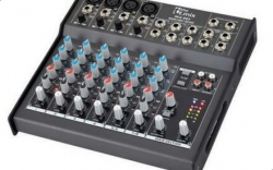 Mesa de Mistura T.Mix mix 802 - 8 vias