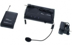 Micro sem fio headset + Receptor T.Bone TWS One A/B/C/D Headset - UHF