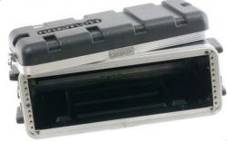 Rack em fibra Thomann - 2 Unidades - 2 portas - em polietileno/abs