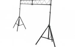 Sistema Truss Millenium SLS300 Lighting Stand + 2 Tripes - 3m - sobe 2,80m - suporta 25Kg