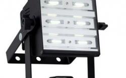 Strob Stairville LF-6 LED Flash 6 COB Strobe - 6 Leds array de 5W - 30W - DMX