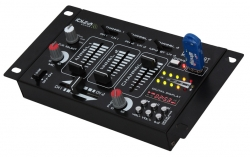 Mesa de Mistura Ibiza DJ21USB-BT - 3-4 vias - USB + MP3 + Bluetooth + ligacao para 2 Micros