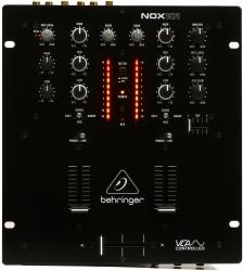 Mesa de Mistura Behringer NOX101 Battle DJ Mixer - 2-4 vias