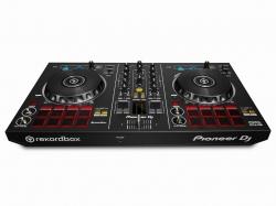 Controlador duplo Pioneer DDJ-RB - USB + Software Record Box DJ