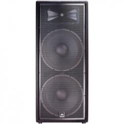 Coluna JBL JRX 225 - 500-2.000W - 2x15 polegadas - vertical