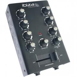 Mesa de Mistura Ibiza MIX500 - 2 vias - ligacao para 1 Micro
