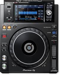 Controlador Pioneer XDJ-1000 - USB + MIDI + PC + Mac + Sync