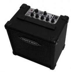 Amplificador de Baixo Artec Cubix B2 - 20W - 8 polegadas - a bateria/s