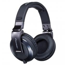 Headphones Pioneer HDJ-2000-K - DJ - rotativos - preto