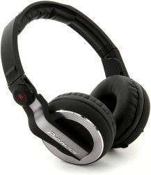 Headphones Pioneer HDJ-500K - DJ - com angulo - preto