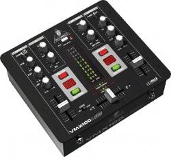 Mesa de Mistura Behringer VMX100USB DJ Mixer - 2-4 vias