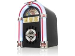 Jukebox Ricatech RR340 Leds RGB - CD + USB + MP3 + SD Cards + Radio + AUX