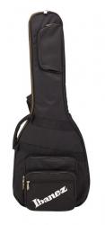 Saco para Guitarra Ibanez IGB510-BK (Electrica) - almofadado 30mm - preto