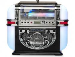 Jukebox Ricatech RR700 Leds RGB - CD + MP3 + Radio + AUX