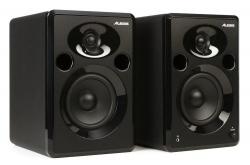 Pack de 2 Monitores com amplificacao Alesis Elevate 5 MKII - 120-240W - 2 vias - 5 polegadas