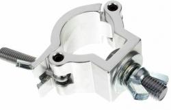 Bracadeira para tubos 32-35mm de Truss e Tripes para Luzes - Global Truss 5036 Half Coupler