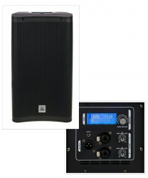 Coluna amplificada The Box Pro DSP 112 - 1.200W - 12 polegadas - DSP - classe D