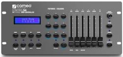 Mesa Controladora de Luzes Cameo Control 54 - 54 canais - DMX