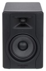 Monitor amplificado M-Audio BX5 D3 single - 100-200W - 2 vias - 5 polegadas - classe AB - biamplificacao