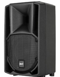 Monitor-Coluna amplificada RCF ART 708-A MK IV - 400-700W - 8 polegadas - classe D - biamplificacao